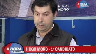 HUGO MORO   FRENTE RENOVADOR   PRESENTACION DE LISTA
