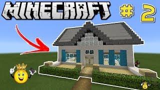 ★Como fazer Casa Minecraft PE/PC/PS4/Xbox #2