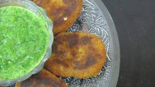 Chicken Patties & Mini Burger (Indian style)