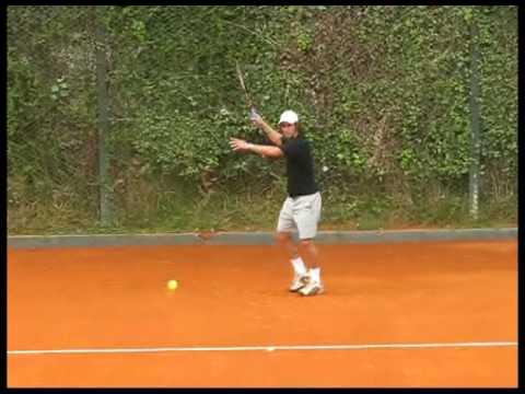 Pablo Cuevas  - Entrenando - Practice