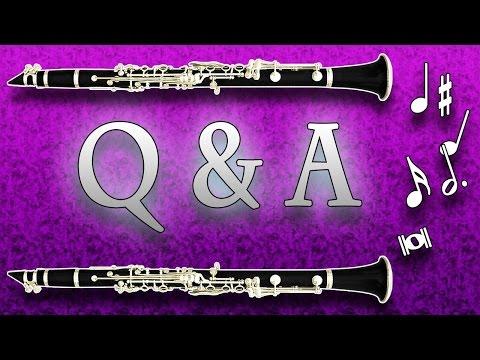 *ClarinetAddict Q&A*