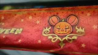 Tokyo Disneyland : PARKSIDE WAGON PUMPKIN CHURRO