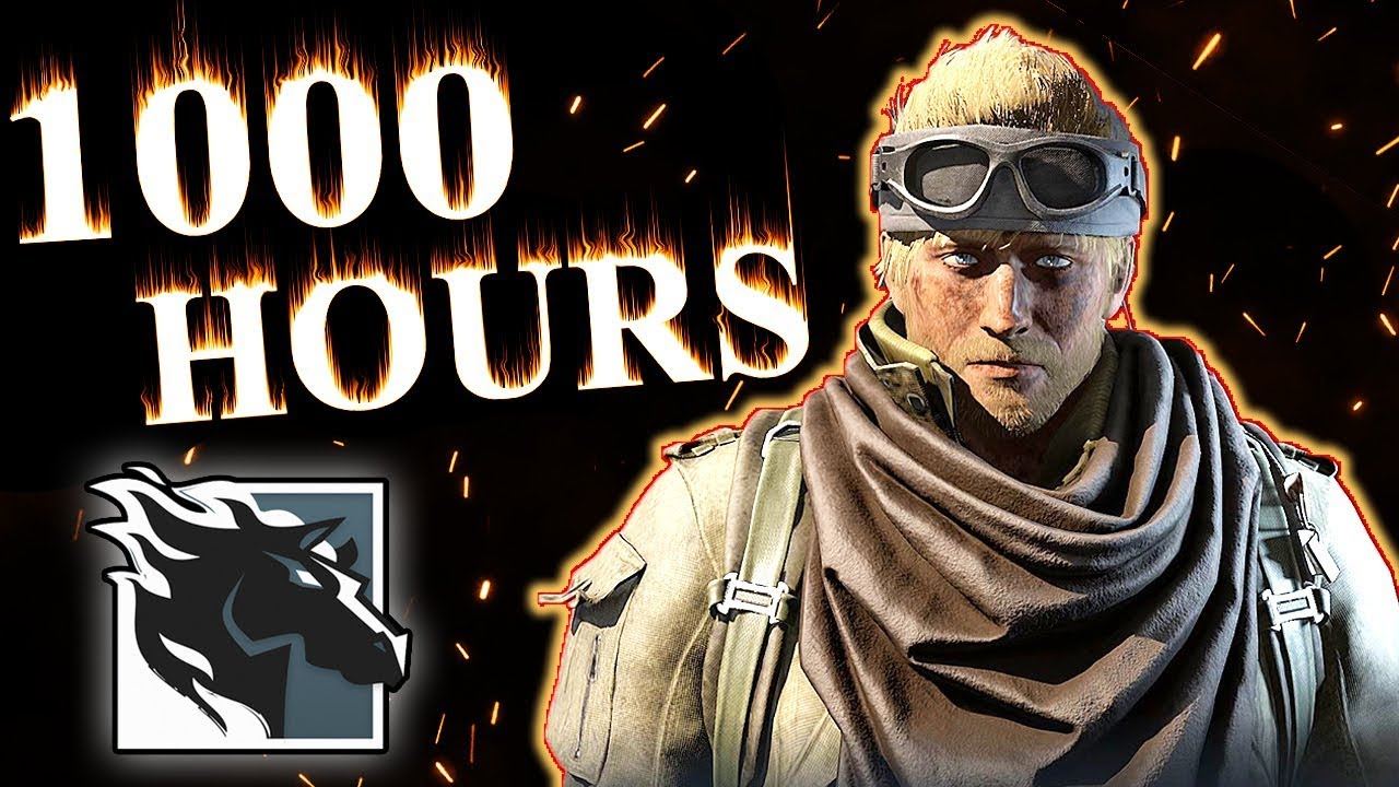 Download What 1000 HOURS of MAVERICK Experience Looks Like - Rainbow Six Siege