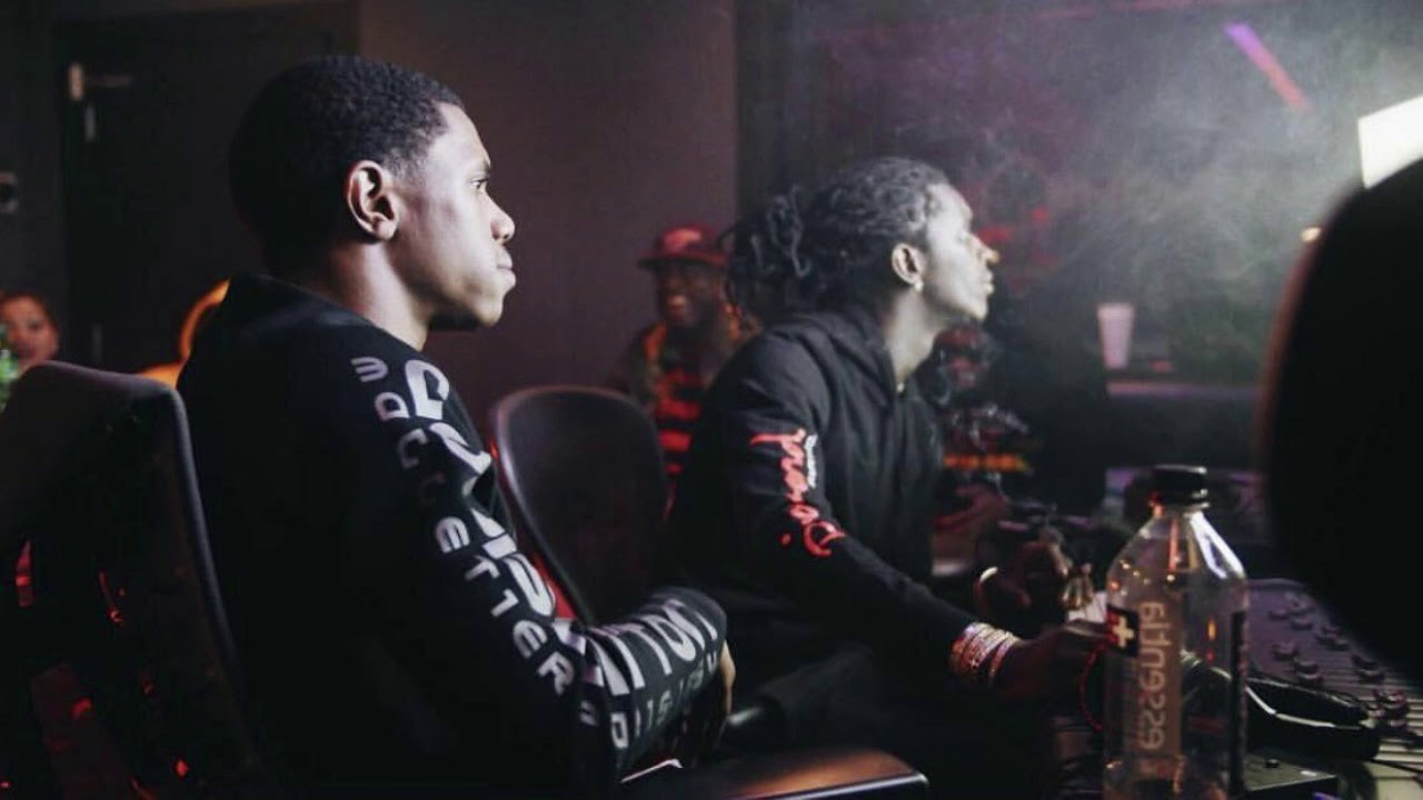 """A Boogie Wit Da Hoodie """"Dirty Diana"""" ft Young Thug"""