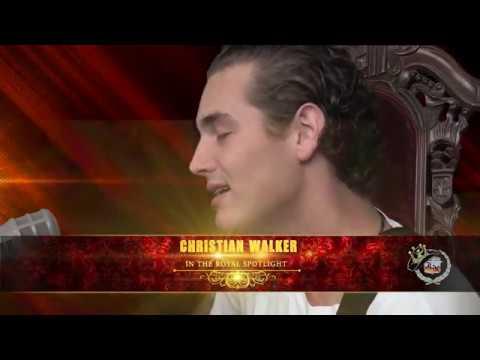 Christian Walker Seeing Blind