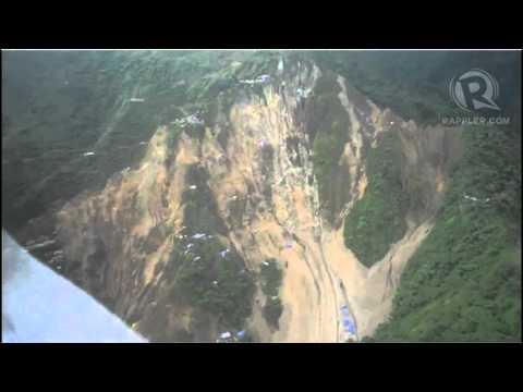 Compostela Valley landslide