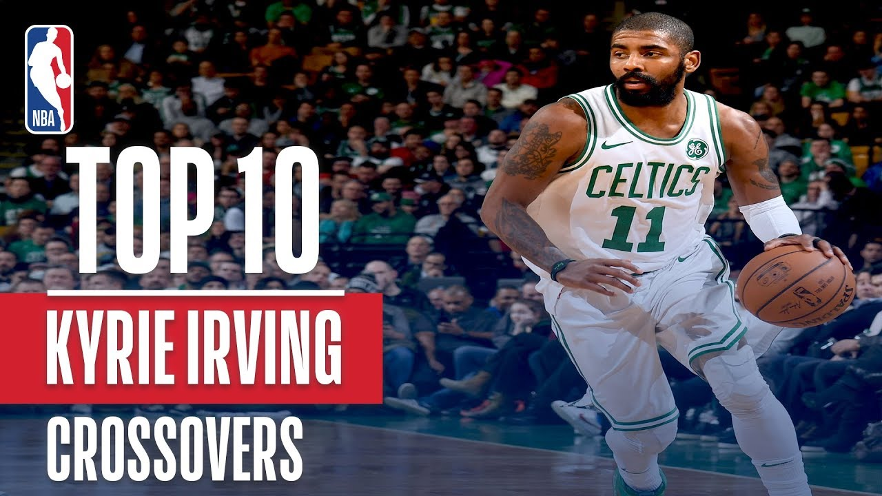 2596aa106b83 Kyrie Irving Top 10 Crossovers   Handles