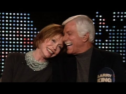 Mary Tyler Moore, Dick Van Dyke full  on Larry K...