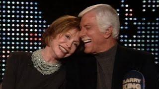 Mary Tyler Moore, Dick Van Dyke full interview on Larry K...