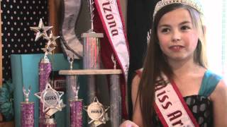 National American Miss Arizona Junior Preteen Personality Profile