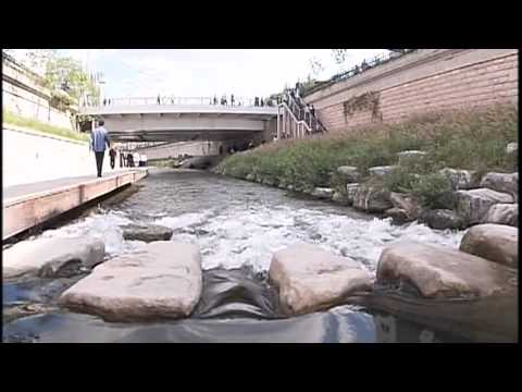 3  Cheonggyecheon River Restoration completed