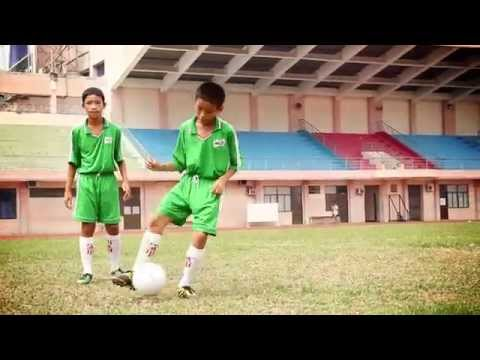 NESTLÉ MILO - Bóng đá - Kỹ thuật chặn bóng