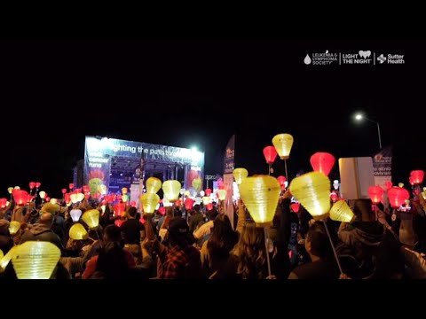 Sutter Health Helps Light The Night for Leukemia and Lymphoma Society thumbnail