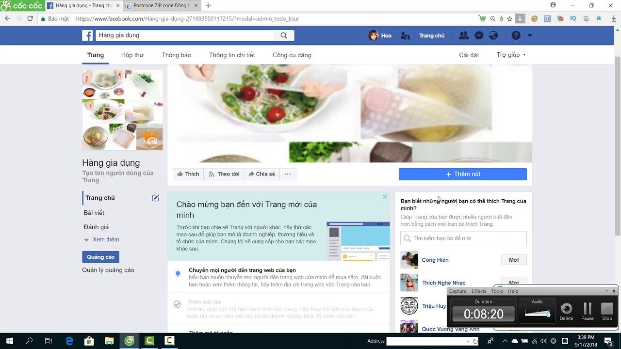 Hướng dẫn tạo Fanpage trên Facebook từ A đến Z để bán hàng