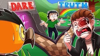 THE TRUTH OR DARE GOLF IT CHALLENGE!