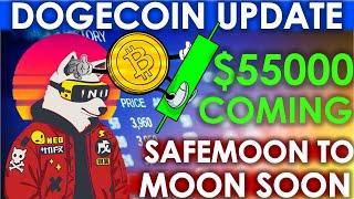 Bitcoin Alert | Dogecoin Next Target | Safemoon Binance coinbase Listing | Cryptocurrency  News
