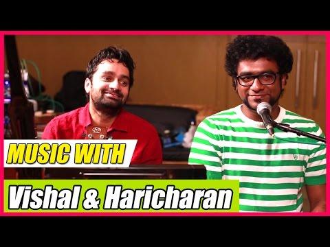 Music With Singer Haricharan and Vishal | Anil Talkies | Anil Srinivasan | Shoot the kuruvi Song