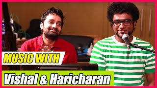 Music With Singer Haricharan and Vishal | Anil Talkies | Anil Srinivasan | Shoot the kuruvi Song