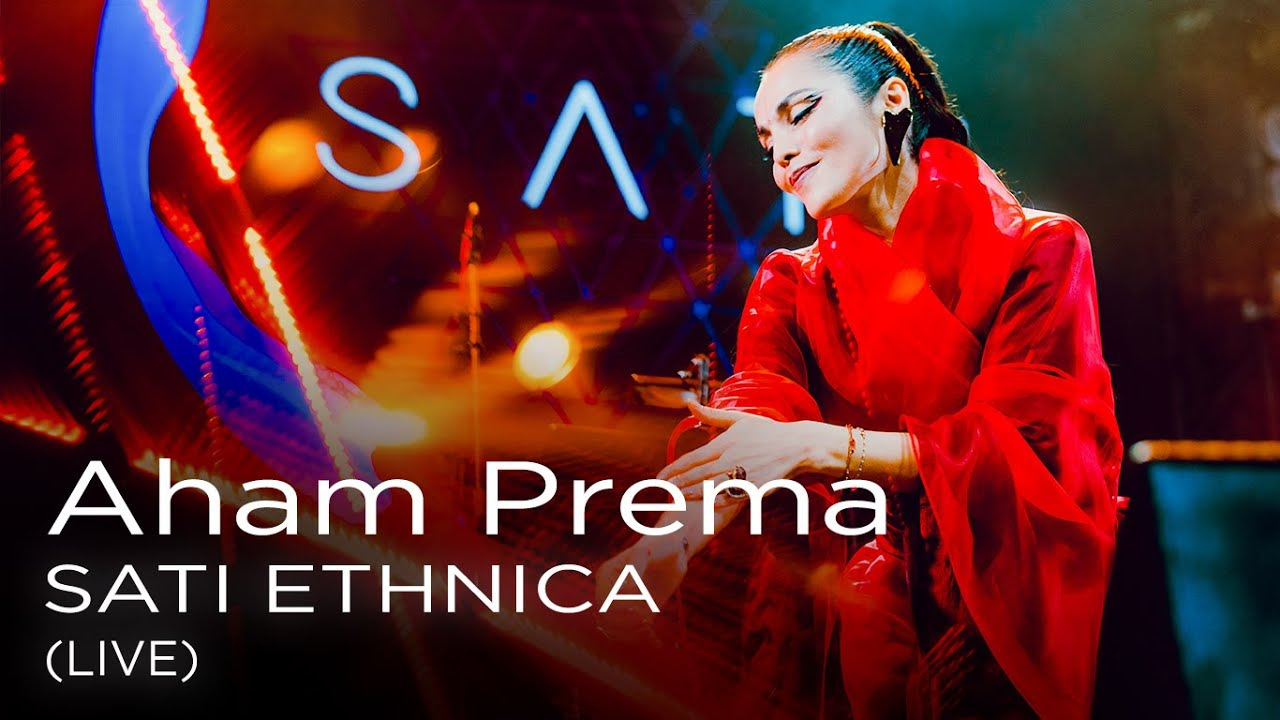 Download Sati Ethnica - Aham Prema (live from 1930, Moscow, 14/05/2021)