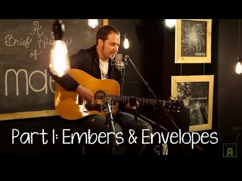A Brief History of Mae: Embers & Envelopes Live (Part 1)