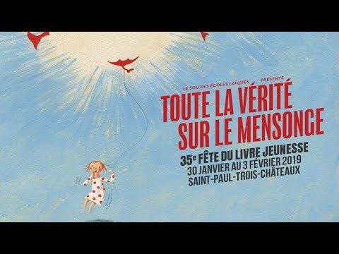 Cap au Sud Fête du livre de St Paul Trois Châteaux