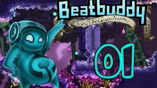 Beatbuddy: Tale of the Guardians Gameplay Pt. 1