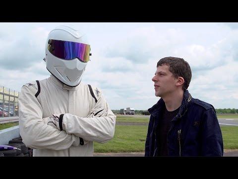 Jesse Eisenberg & Gordon Ramsay (Star In A Rallycross Car) - Top Gear - BBC