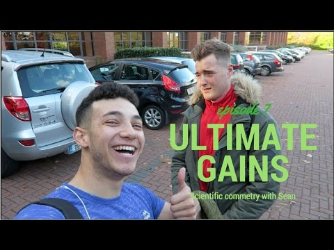 The Best Scientific Commentry Ever?! | Ultimate Gains | ep.7