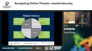 JWC15 - Navigating Online Threats: Joomla Security