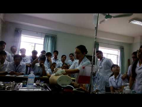 Thực hành điều dưỡng: Tiêm bắp