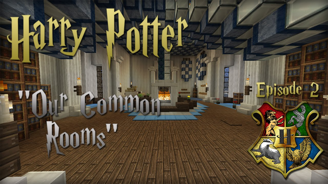 Gryffindor Common Room Minecraft Minecraft | Harry Pott...