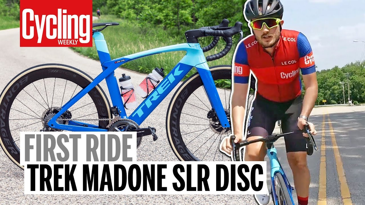 Trek Madone SLR Disc | First Ride | Cycling Weekly