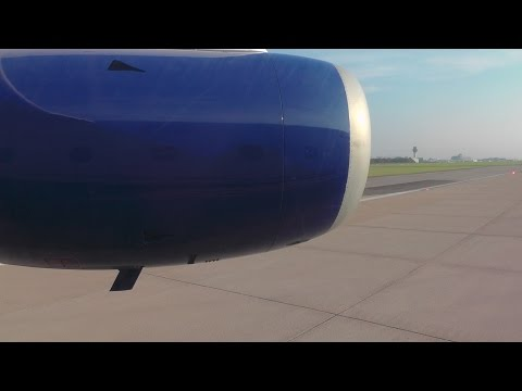 Sun Air Dornier 328 Jet ✈ Rejected Takeoff at Manchester Airport!
