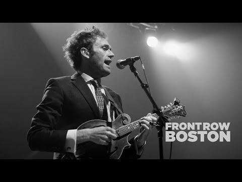 Front Row Boston | Punch Brothers – My Oh My (Live)