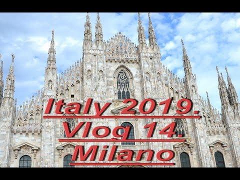 Italy 2019. Vlog 14. Genova. Milano. Генуя. Милан