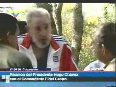 Cuba y Venezuela enfrentaran juntos crisis de energia