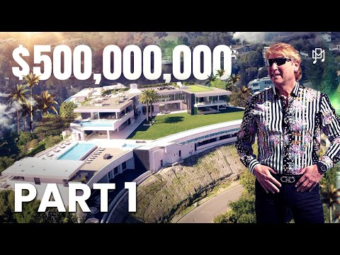 THE BIGGEST AND MOST EXPENSIVE HOUSE IN THE WORLD - 'THE ONE' - EXCLUSIVE HOUSE TOUR (PART 1)