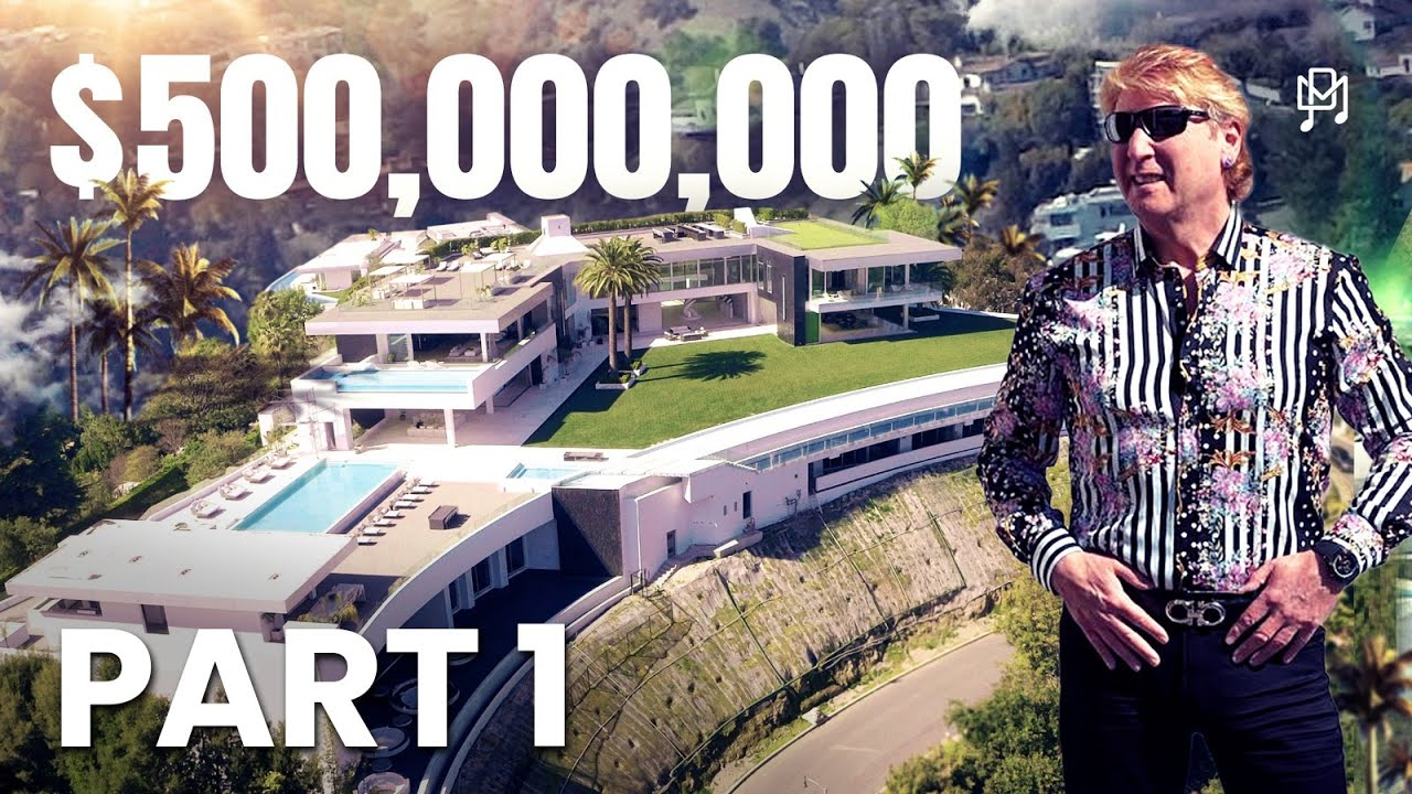 Most expensive house