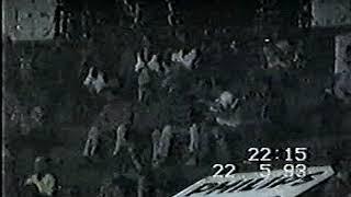 KICKBOXER NIGHT 1993 CAGLIARI PUBBLICO IN DELIRIO