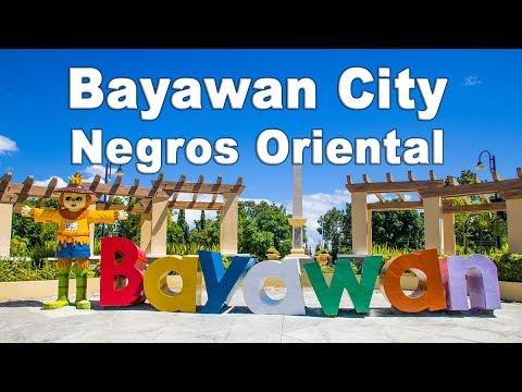 Bayawan City in Negros Oriental