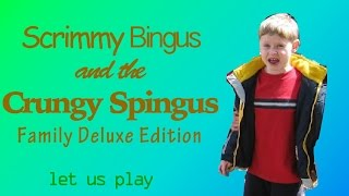 scrimmy bingus and the crungy spingus speedrun