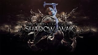 [18+] Шон играет в Middle-earth: Shadow of War (PC, 2017)