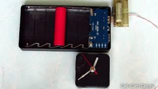 видео Как проверить емкость Li-Ion аккумулятора 18650 USB тестером Keweisi KWS-V20?