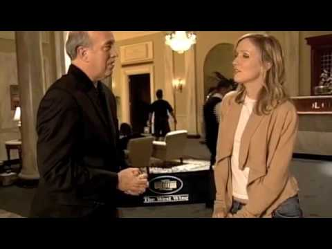 Janel Moloney..The West Wing... 2005