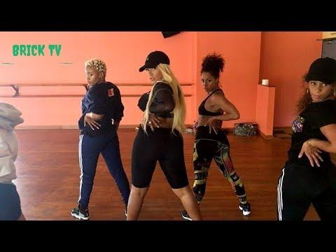 Stefflon Don Hurtin Me Dance Routine