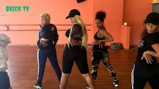 vuclip Stefflon Don Hurtin Me Dance Routine