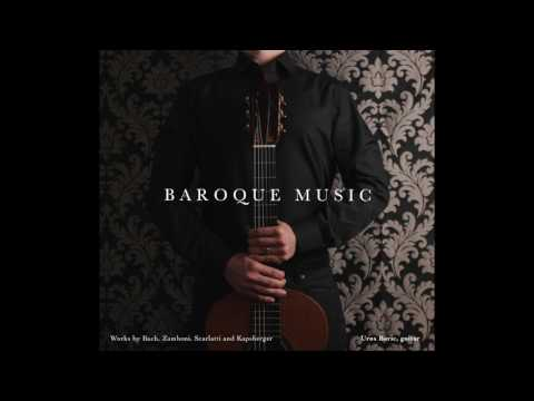 NEW ALBUM Baroque Music | Uros Baric | Album Sampler