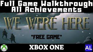 We Were Here (Xbox One) Achievement Walkthrough - FREE GAME Video