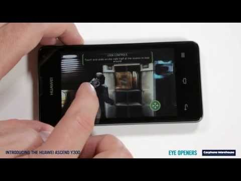 Huawei Ascend Y300 - Full Review