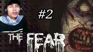 OH SAYA TERKEJUT :v / The Fear : Creepy Scream House (Horror Game) #2